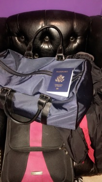 passport + bags :)